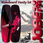 Preview: Jobe Vanity Wakeboard 136 & Unit Bindungen Set