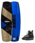 Preview: Jobe Maddox Wakeboard 142 & Unit Bindungen Set