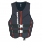 Preview: SeaDoo Freedom Vest schwarz/rot
