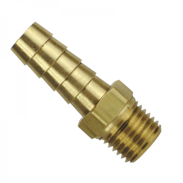 "Mercury 1/4"" NPT Gewinde / 9.5mm(3/8"") Schlauch Fitting"