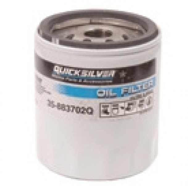 Original Quicksilver/Mercruiser Ölfilter 35-883702Q