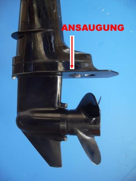 Osculati Spülanschluss für Motoren MERCURY//MARINER