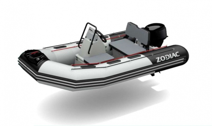 Zodiac Open Mini 4.2 RIB GFK