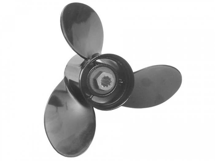 Mercury Black Max Propeller 10-3/8 x 13